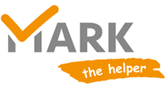Logo Mark the Helper