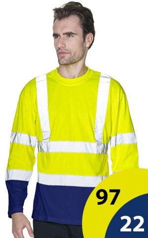 T-shirt Hi-Vis Long