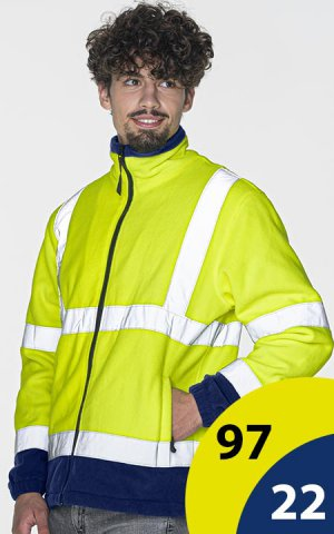 Fleece Hi-Vis